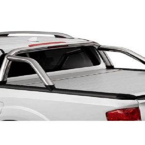 Mountain Top SB-IS90-B01 Isuzu D Max D/C + X/C Stainless Sports Bars