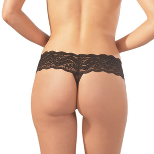 Cottelli Collection Pearl Briefs - So Seductive
