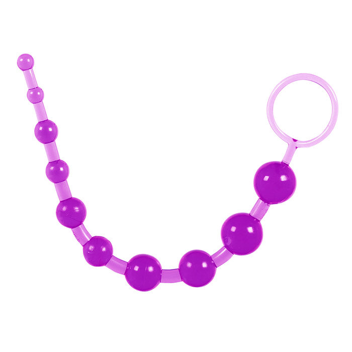 Toy Joy 10 Thai Toy Anal Beads - So Seductive
