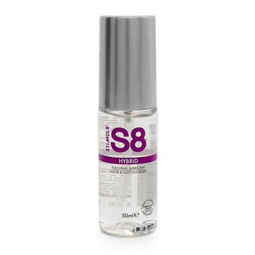 S8 Hybrid Lube 50ml - So Seductive