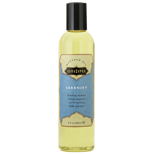 Kama Sutra Massage Oil Serenity 200ml - So Seductive