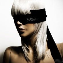 Load image into Gallery viewer, Bijoux Indiscrets Shhh Satin Luxury Blindfold - So Seductive