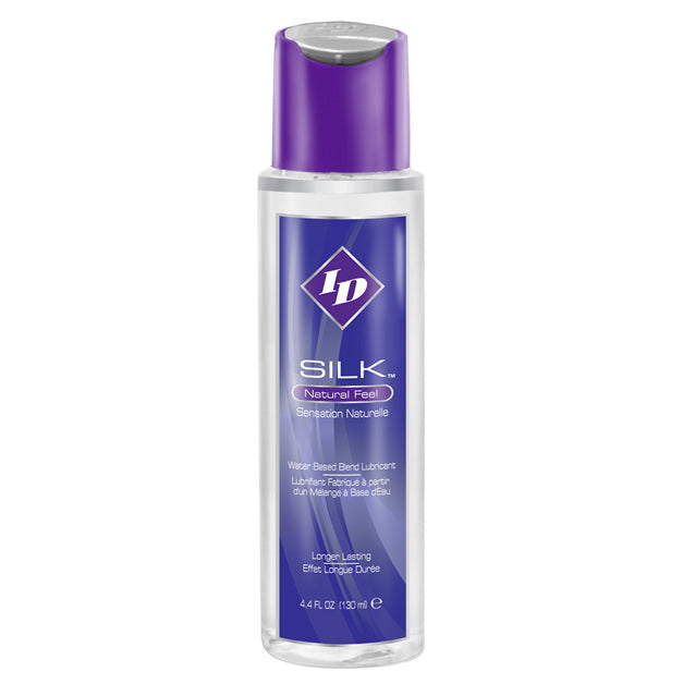 ID Silk Natural Feel Water Based Lubricant 4.4floz/130mls - So Seductive