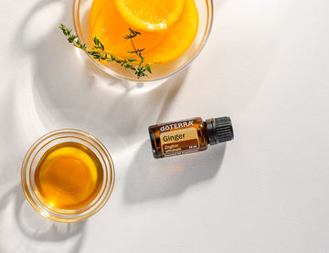 Weekly Drop of Wisdom | doTERRA Ginger Essential Oil