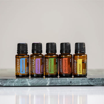 Weekly Drop of Wisdom | Let's Learn A Little About Essential Oils