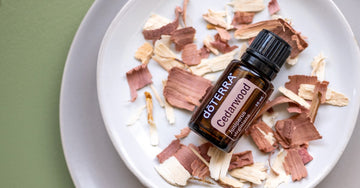 Weekly Drop of Wisdom | doTERRA Cedarwood Essential Oil