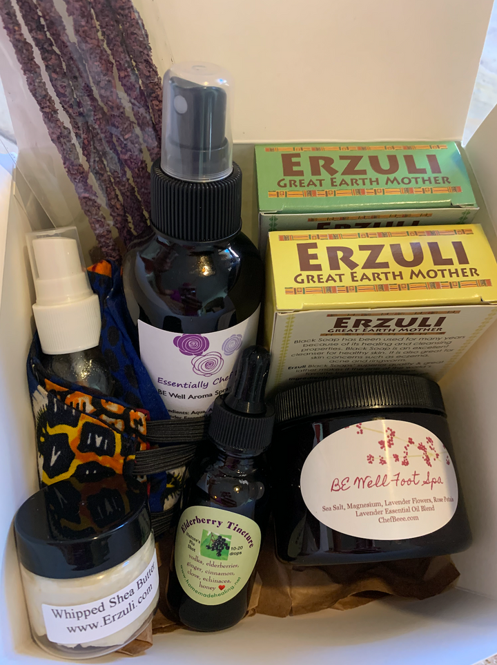 The Be Well Box