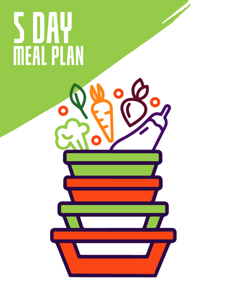 5-Day Essential Meals 2Go! Plan