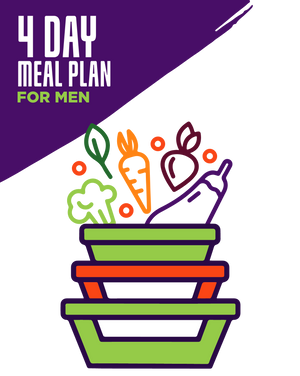 4-Day Essential Meals 2Go! Plan For Men