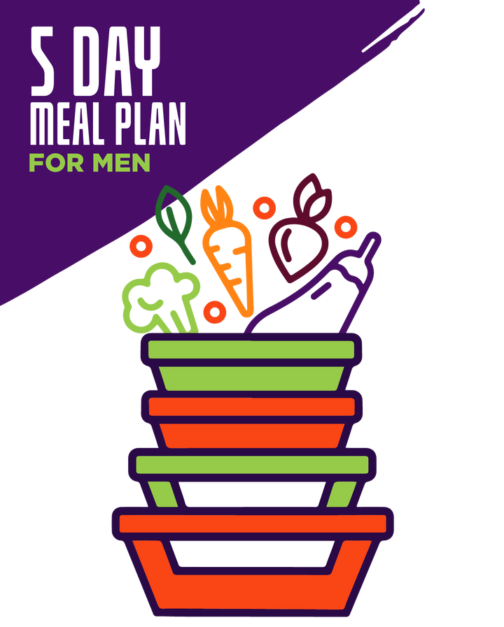 5-Day Essential Meals 2Go! Plan For Men