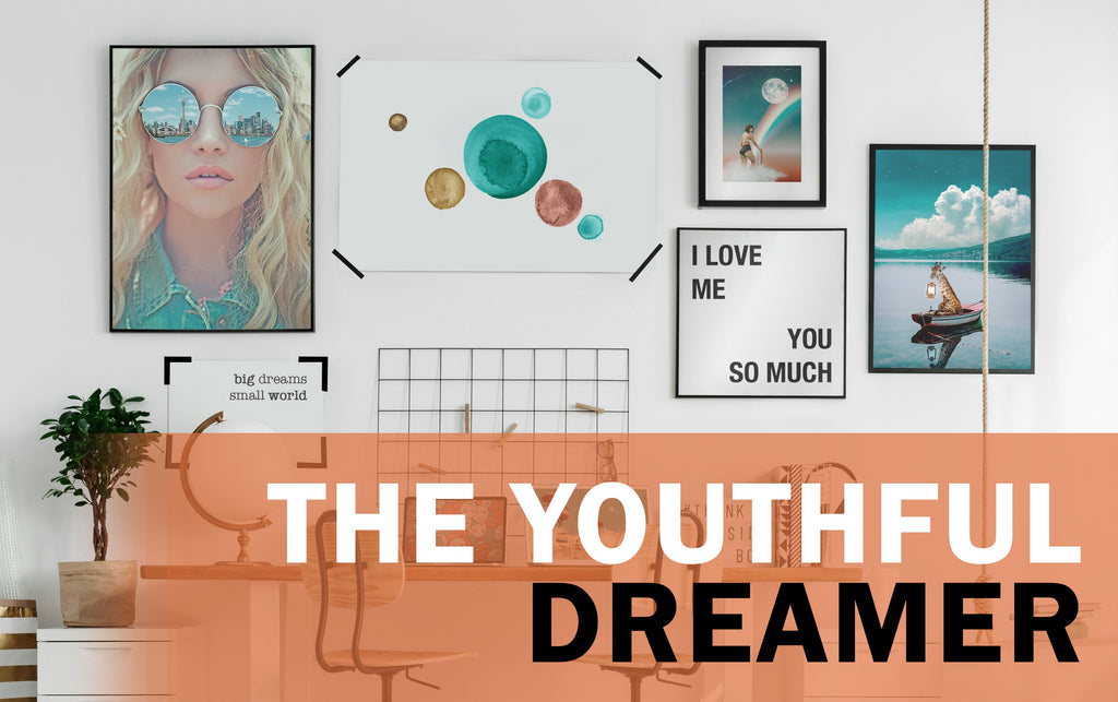 THE YOUTHFUL DREAMER