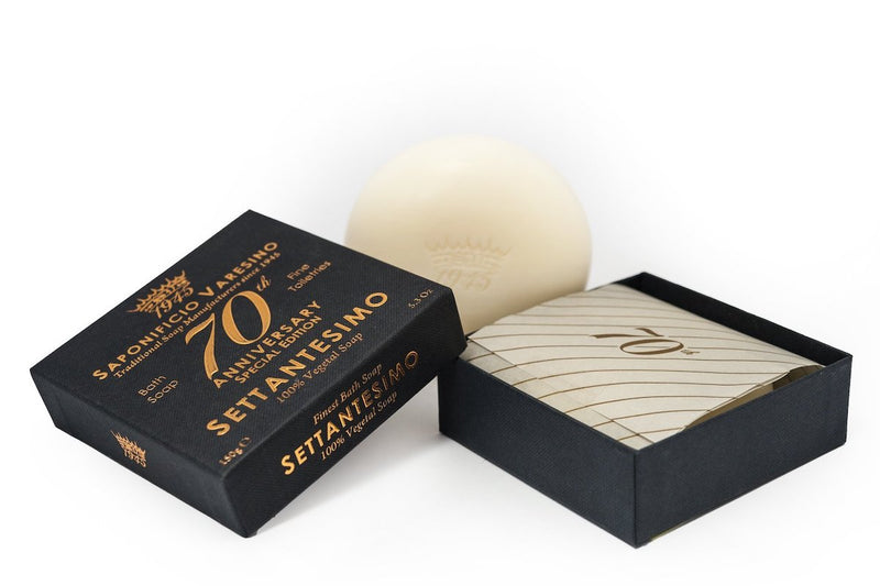 70th Anniversary Collection Bath Soap (Illipe Nut Oil)