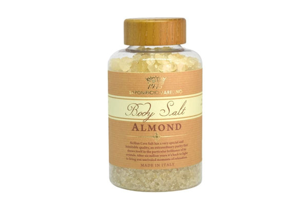 Almond Bath & Body Salt