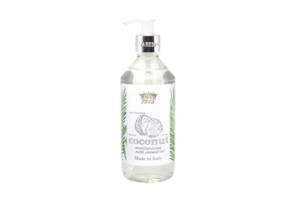 Coconut Essentials Liquid Hand and Shower Soap