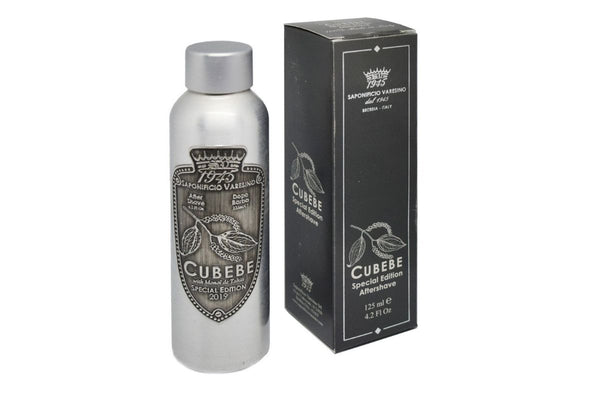 Cubebe After Shave Lotion: Special Edition