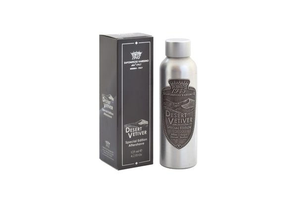 Desert Vetiver After Shave Lotion: Special Edition