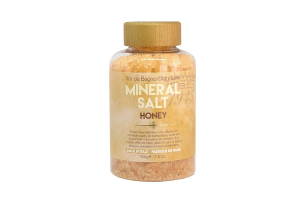 Honey Mineral Bath Salt