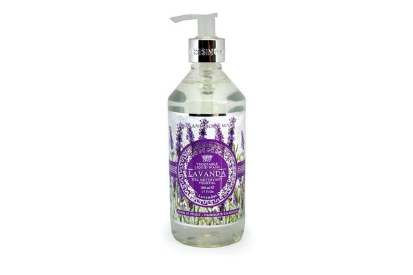 Lavender Liquid Hand & Shower Soap.