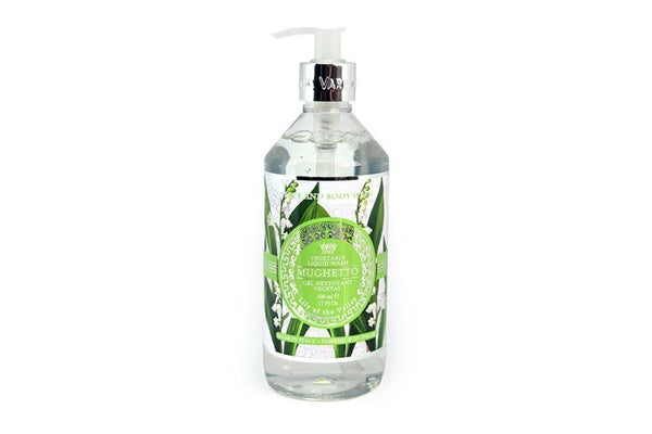 Lily of the Valley Liquid Hand & Shower Soap.