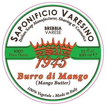 Pure Mango Butter Pre-Shave Skin Treatment
