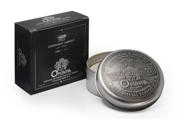 Opuntia Shaving Soap: Special Edition