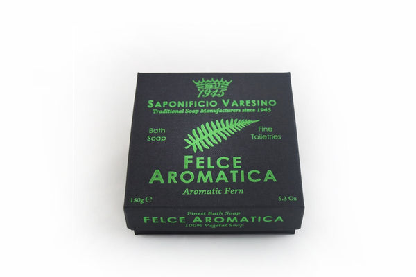 Felce Aromatica Bath Soap (Aromatic Fern)