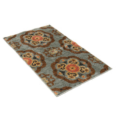 Artistry Area Rug - 20 x 34 - Suzanni Design- Microfiber Material w/ Skid-Resistant Backing