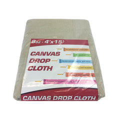 Canvas Dropcloths - Size and Weight Options - Multi-Purpose