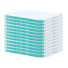 Case of 60 Qwick Wick Kitchen Bar Mop Towels - 16 x 19 - Striped Color Options  - Terry Cotton