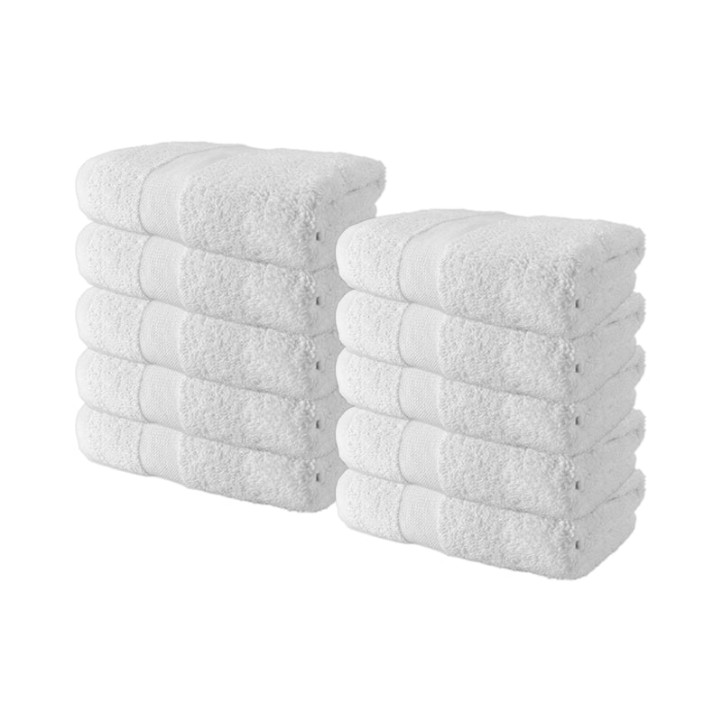 Elite Pearl Hand Towels - CASE of 120 - 100% Ring Spun Cotton