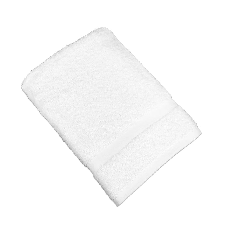 Case of 24 Elite Pearl Bath Towels -Size Options, Perfect for Home, Bathroom, Hotel, Spa, Resort