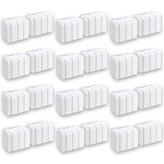 Case of 144 Kitchen Towels - 15 x 25 - Windowpane Pattern - Color Options - 100% Cotton