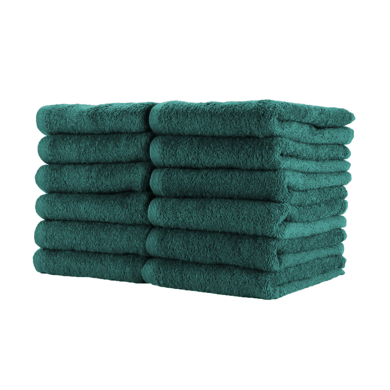 Case of 180 of Jr. Sized Salon Towel - 16 x 27 - Bleach Safe - 100% Cotton - Color Options