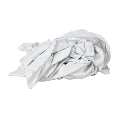 White Flannel Polishing Cloths - Packaging & Size Options