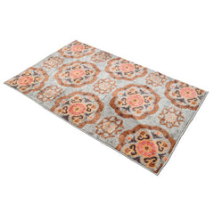 Artistry Area Rug - Suzanni Design - 27 x 45 in- Microfiber Material w/ Skid-Resistant Backing