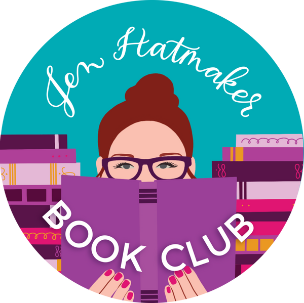 MARCH - Jen Hatmaker Book Club Membership (Join by Feb. 4!)