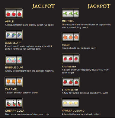 Jackpot (30ml) - {{ Local Vape shop Papakura }}