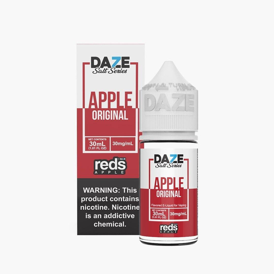 Reds Apple Salts - Reds Apple 30ml - Local Vape