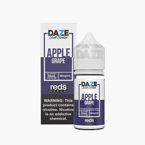 Reds Apple Salts - Reds Grape 30ml - Local Vape