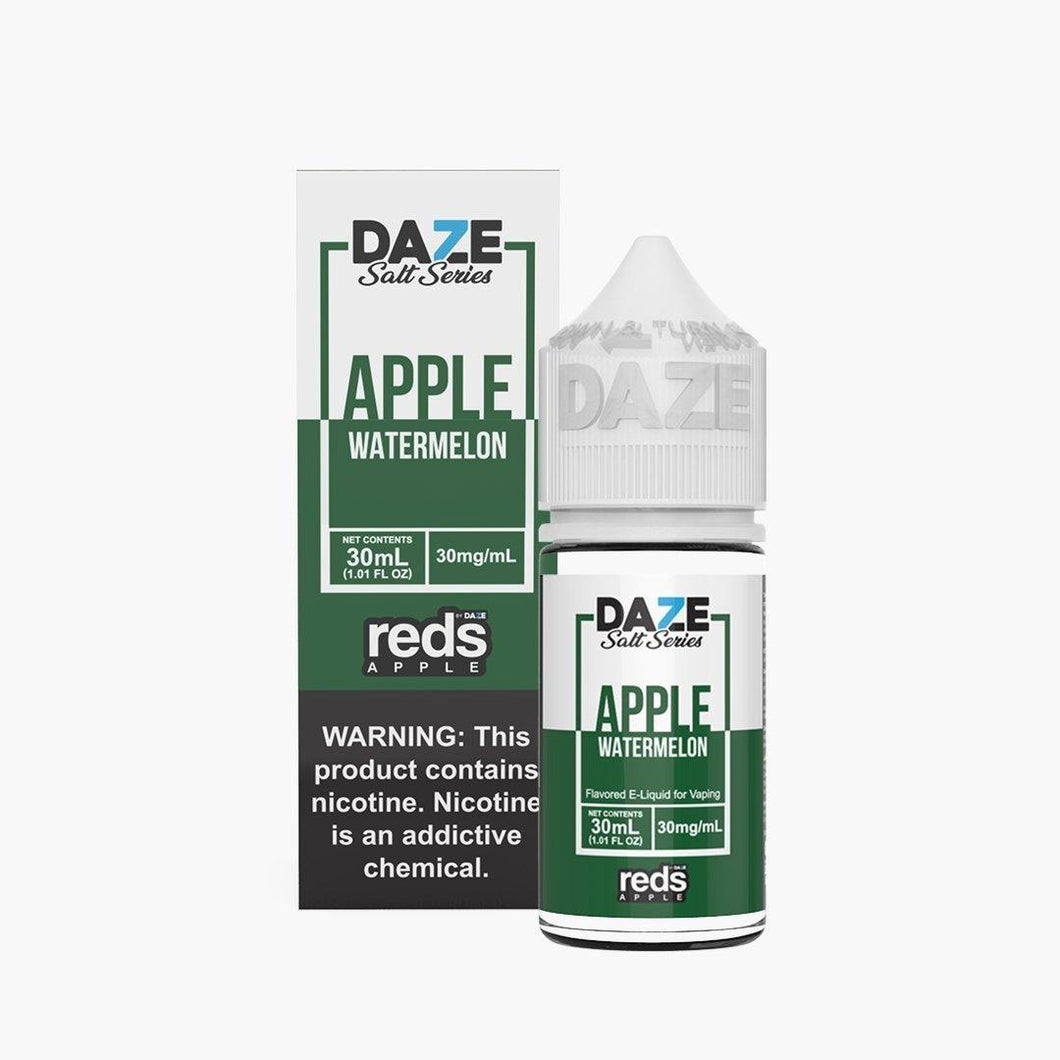 Reds Apple Salts - Reds Watermelon 30ml - {{ Local Vape shop Papakura }}