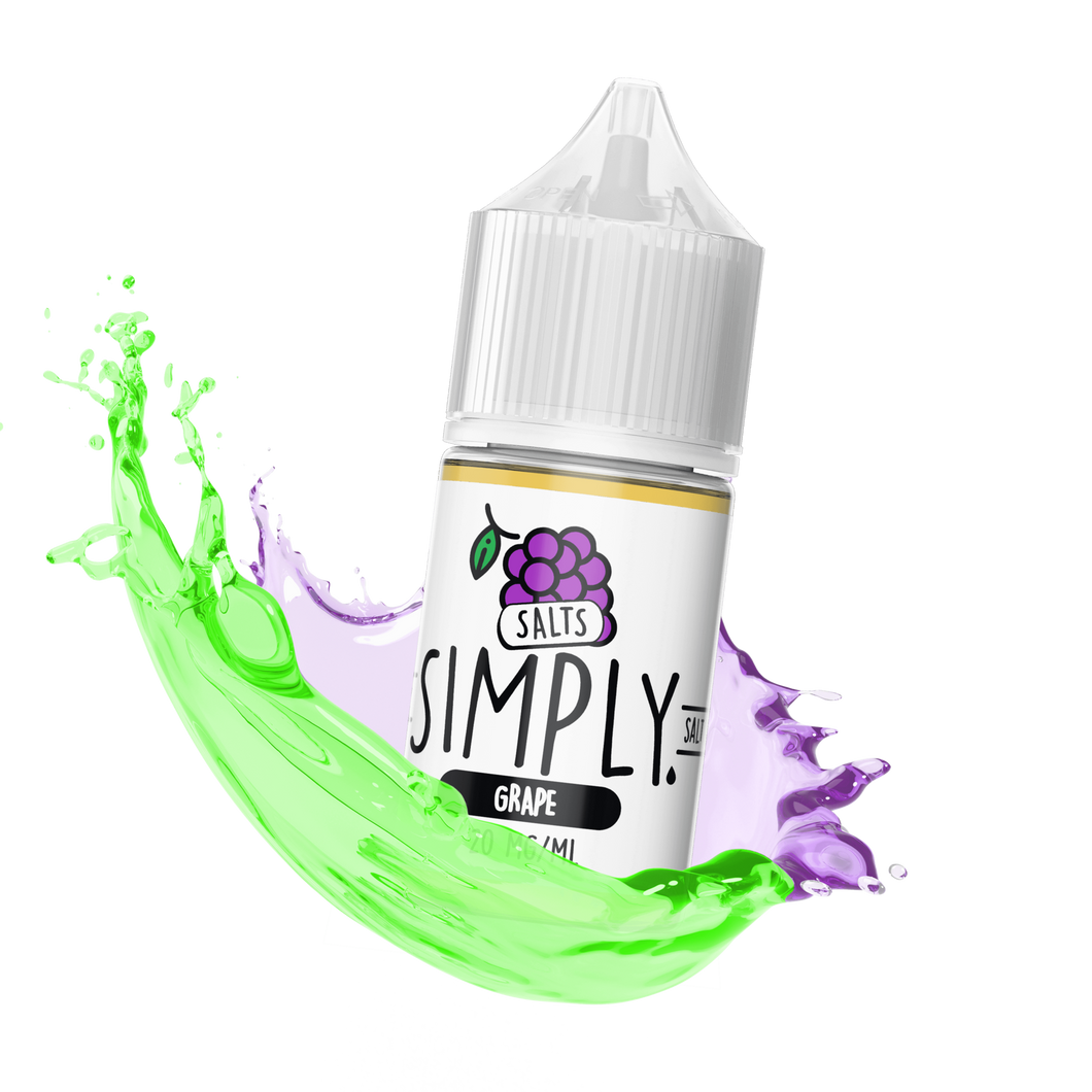 Simply Salts - Grape (30ml) - Local Vape