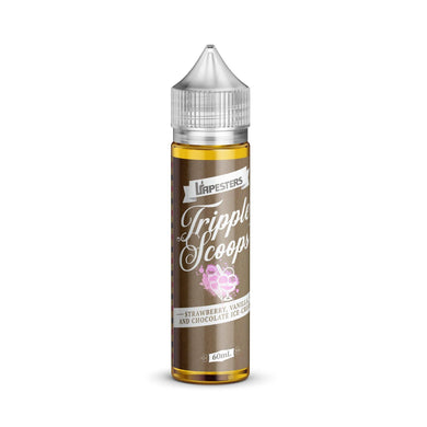 Vapesters - Triple Scoops (60ml) - {{ Local Vape shop Papakura }}