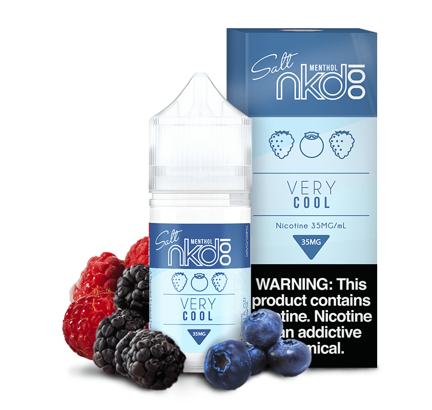 Naked 100 Salt - Very Cool (AKA Berry) 30ml