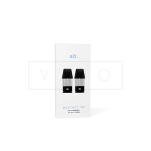 alt. Replacement Pods (40mg)