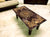 Designer Center/Coffee Table with Glass Top - FGCT-42