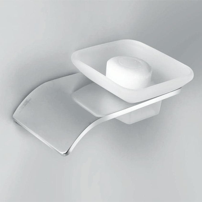 Focus Glass Soap Holder
