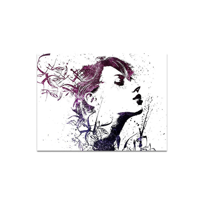 Frameless Beautiful Wall Painting for Home: Monroe Pop Art