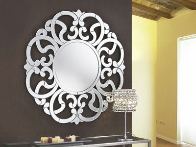 Flower Designer Mirror