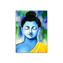 Frameless Beautiful Wall Painting for Home: Gautam Buddha