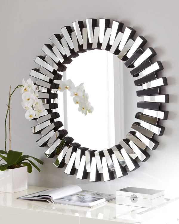 Designer Mirror - See Saw